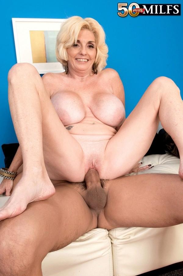 Black mature mom